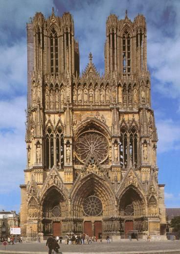 Bien connu Katedra Notre Dame ON01