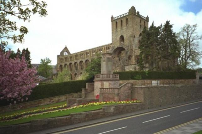 Schottland, Jedburgh Abbey