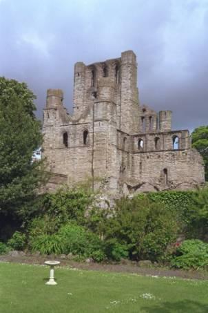 Schottland, Kelso Abbey
